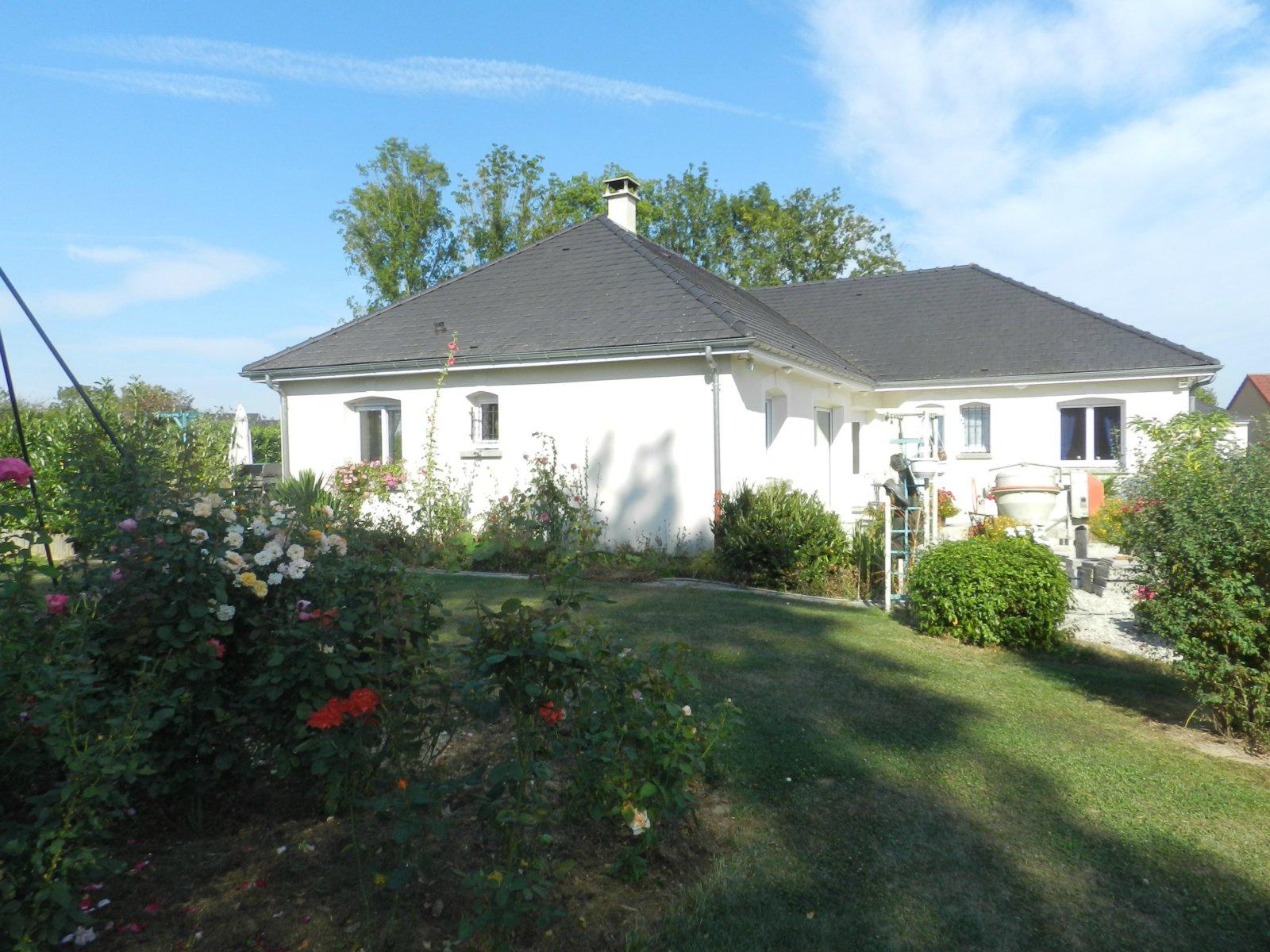 Troyes : à 20 mn : Sublime maison de plain pied de 170m² avec ...