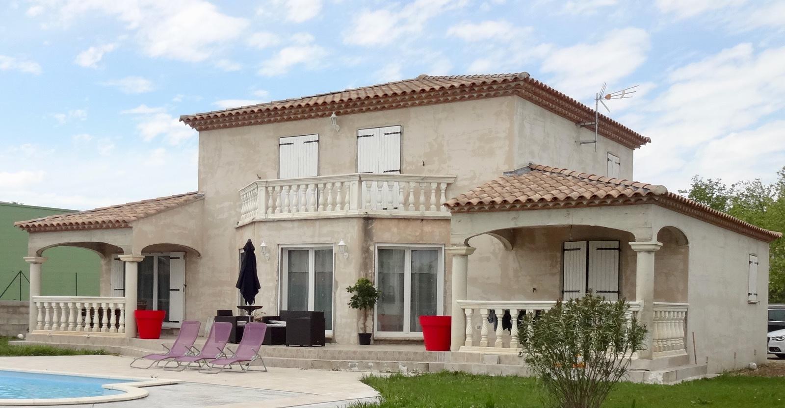 Annonce vente maison sorgues 84700 210 m 435 000 for Maison sorgues