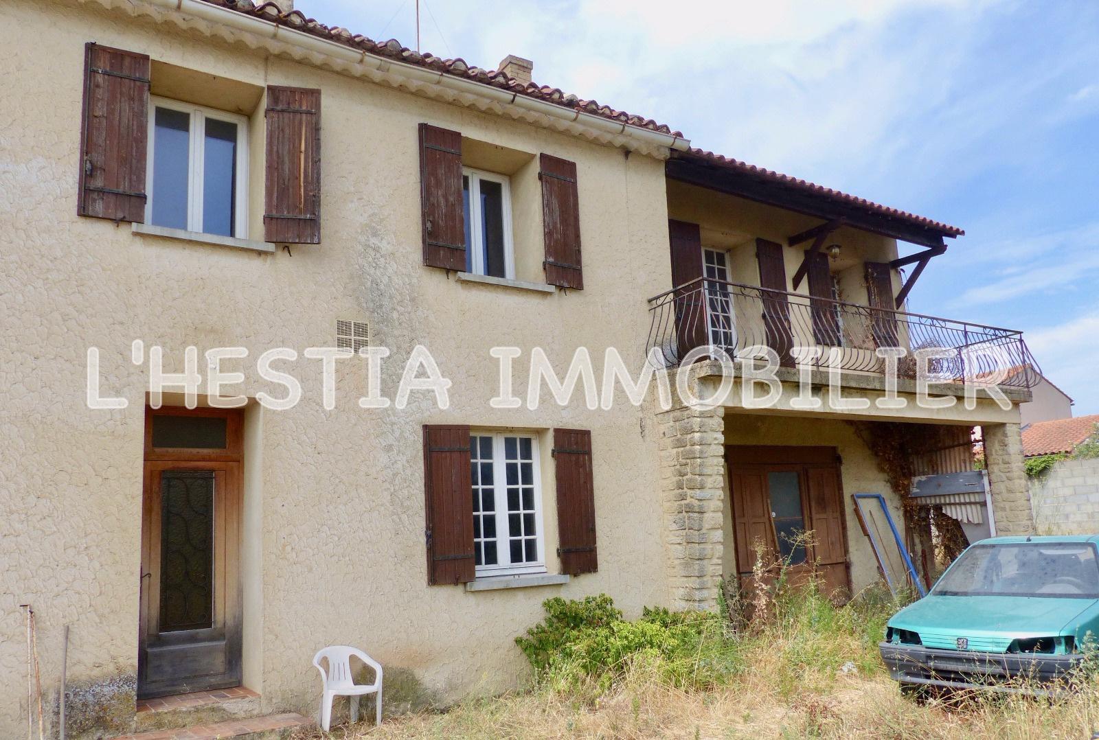 Annonce vente maison sorgues 84700 120 m 156 000 for Maison sorgues