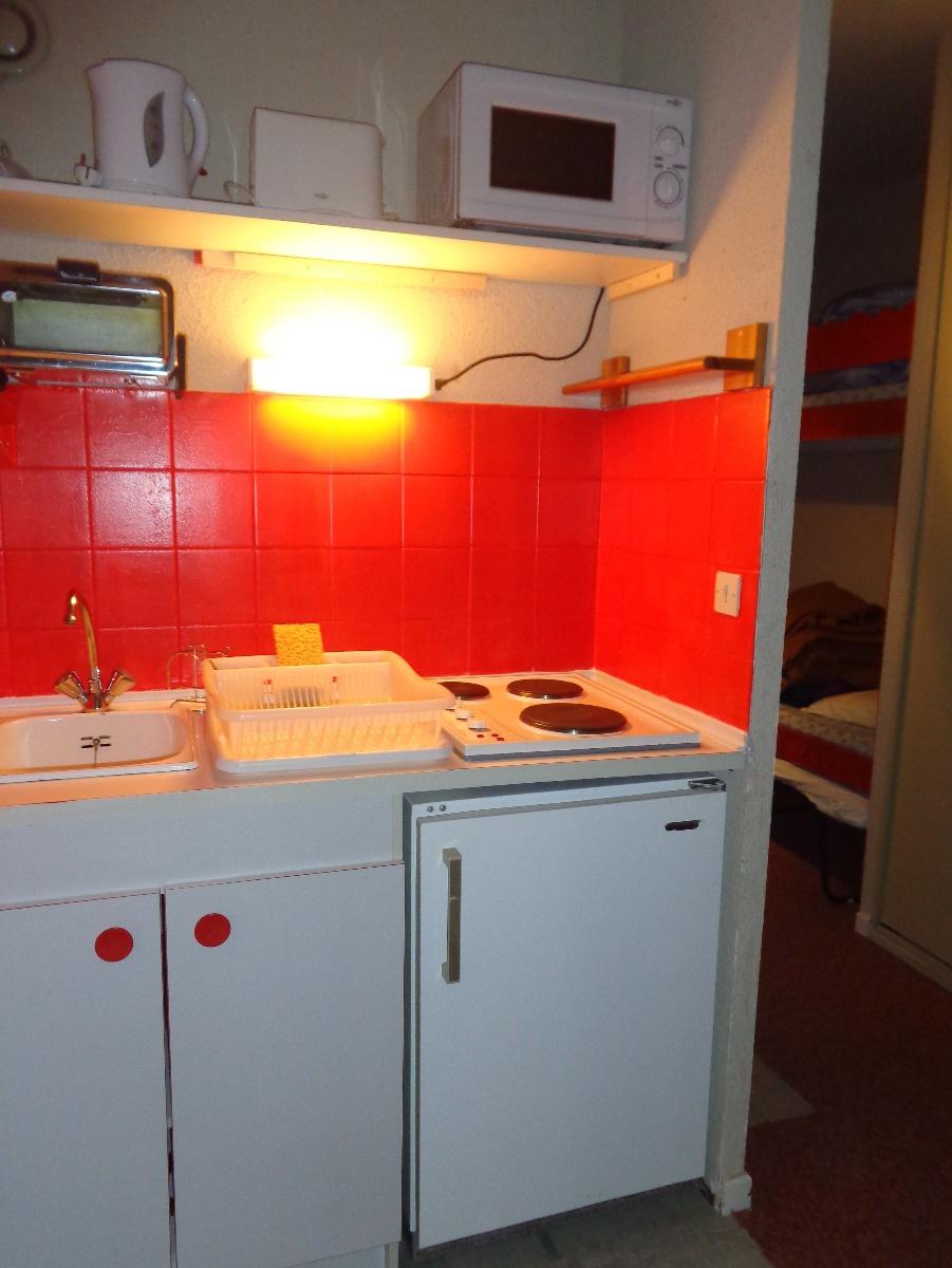 Location vacances appartement 1 pièces montferrier 09300