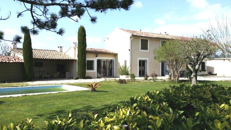 Vente maison/villa 8 pièces cheval blanc 84460